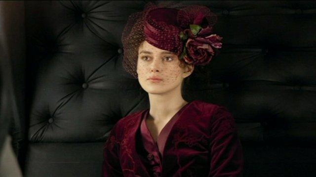 Última roupa que Anna usa no filme