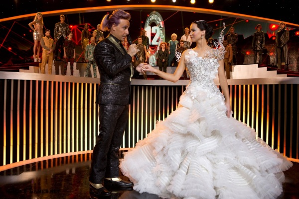 wedding dress katniss