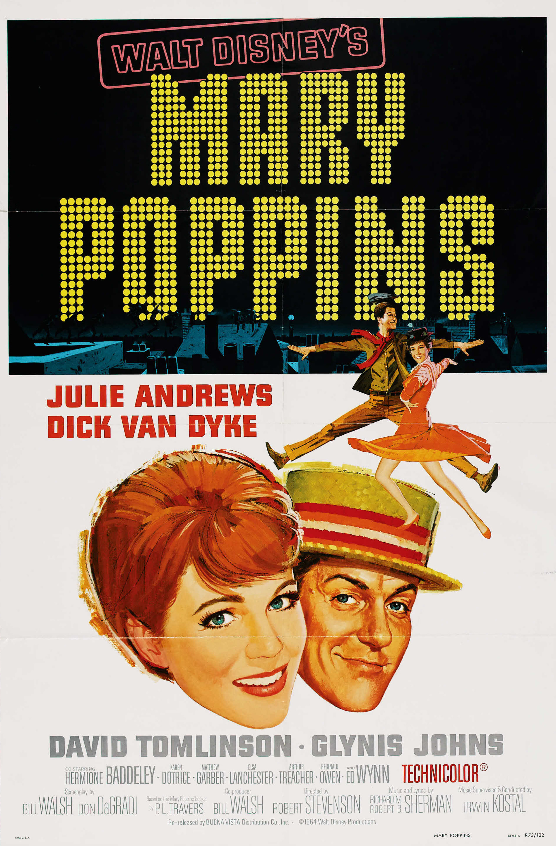 Poster - Mary Poppins_01