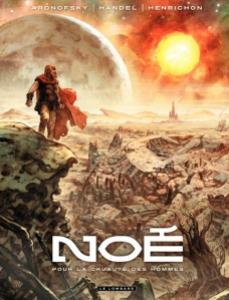 noah graphic novel